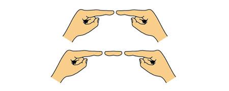 The sausage trick