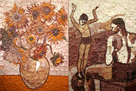 Russische Wurstkunst