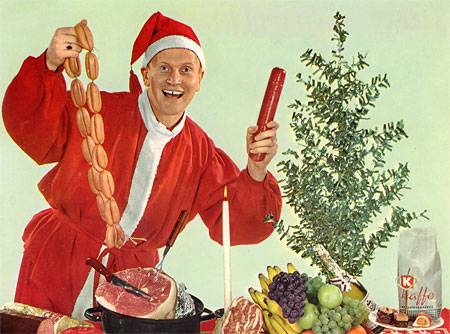 Wurstige Weihnachten
