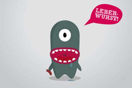 Leberwurst Alien